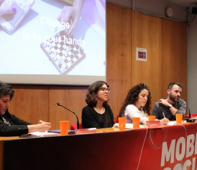 The Mobile Social Congress completes two days of panel discussions on the electronics industry's supply chain