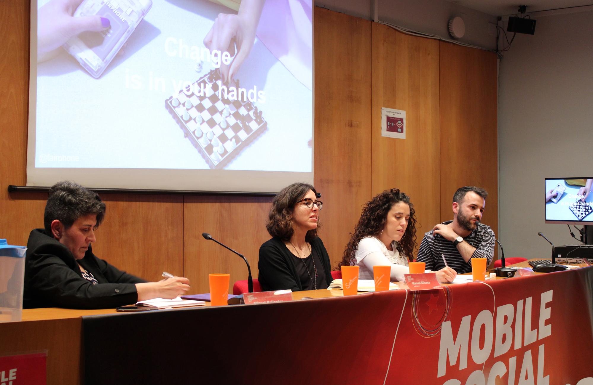 El Mobile Social Congress tanca dos dies de debats entorn a tota la cadena de subministrament de la indústria electrònica