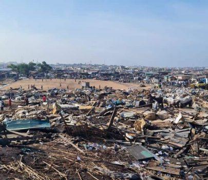 Crisi a Agbogbloshie a causa del desmantellament forçat de l'abocador